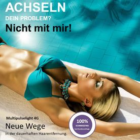Haarige Achseln - Take Beauty Care - Frauenfeld